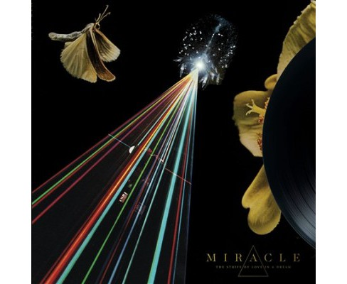 Miracle - Strife Of Love In A Dream (CD) - image 1 of 1