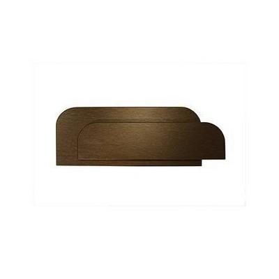 Pragmedic Adjustable Homecare Headboard/Footboard Brown - PragmaBed