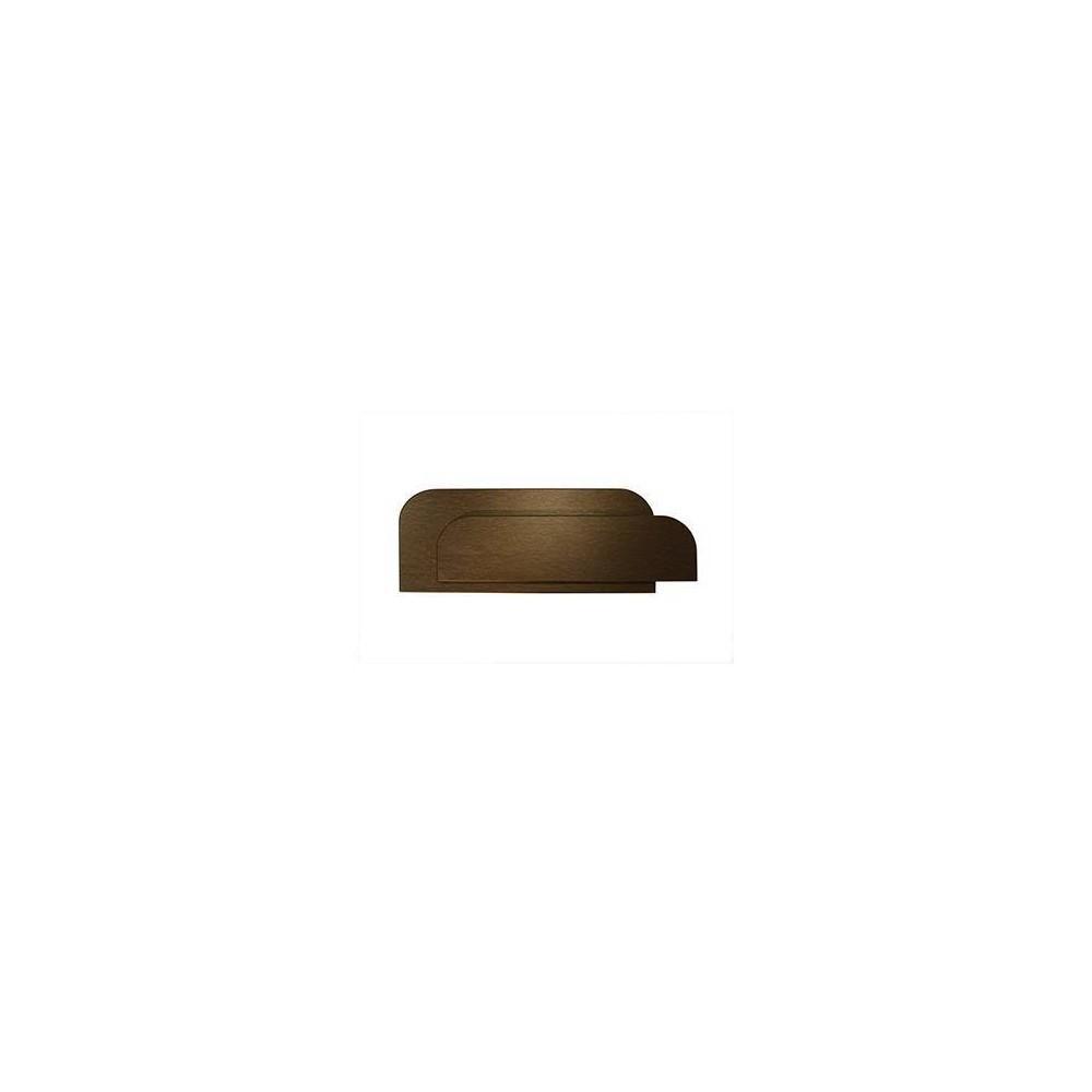 Pragmedic Adjustable Homecare Headboard Footboard Brown Pragmabed