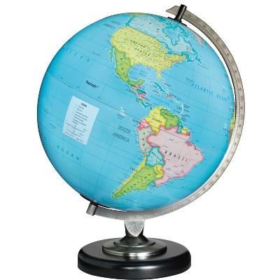 Replogle Day/Night Illuminated Globe, 12 Inches