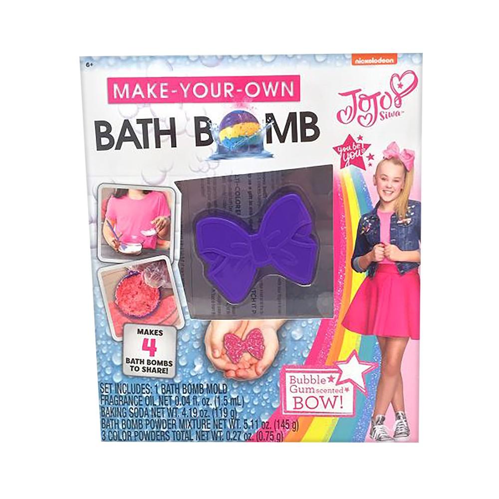Build Your Own Bath Bomb Kit - JoJo Siwa