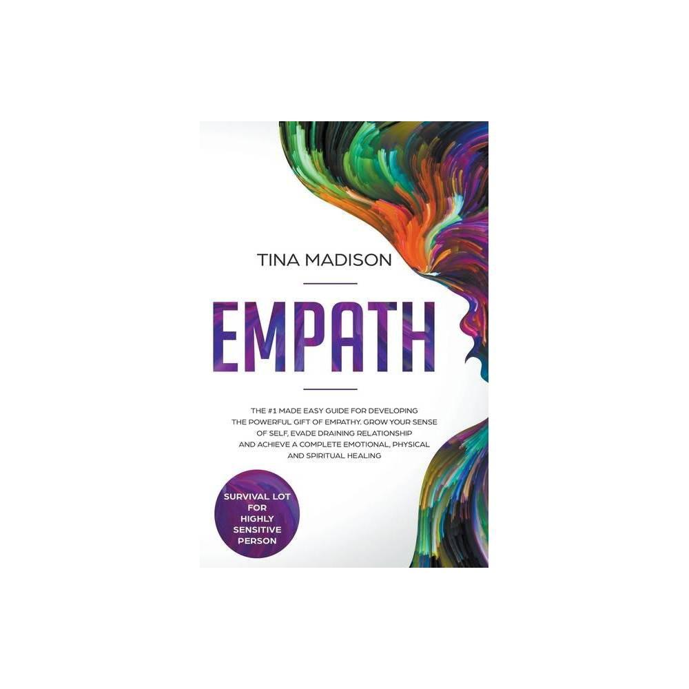 Empath By Tina Madison Paperback