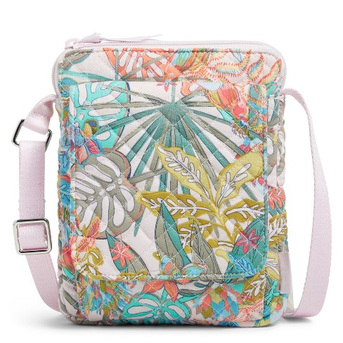 Vera Bradley Women's Recycled Cotton RFID Mini Hipster - image 1 of 4