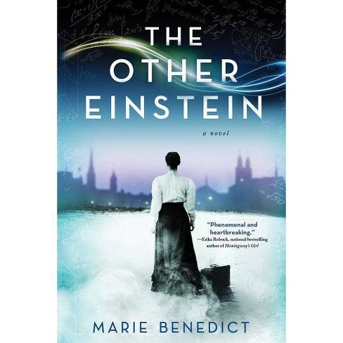 The Other Einstein - by  Marie Benedict (Hardcover) - image 1 of 1
