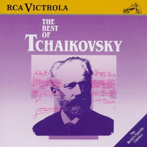Various - Tchaikovsky:Best of (CD) - image 1 of 1