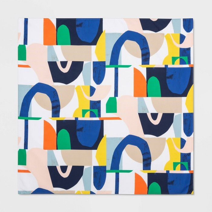 Abstract Printed Tapestry - Room Essentials™ - image 1 of 3
