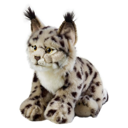 Lelly National Geographic Lynx Plush Doll - image 1 of 1