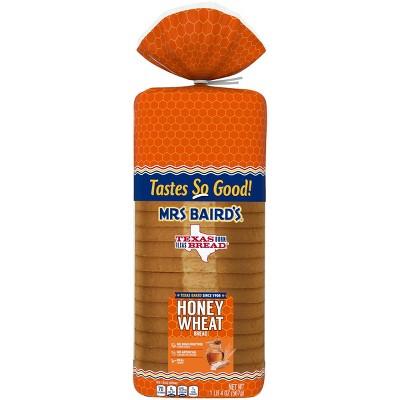 Mrs. Baird's Honey Wheat Bread - 20oz