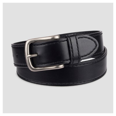 DENIZEN® from Levi's® Men's 38mm Harness Belt With Decorative Hand Lacing - Black