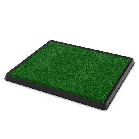 Pet Adobe Artificial Grass Potty Trainer Mat 20x25 - image 1 of 4