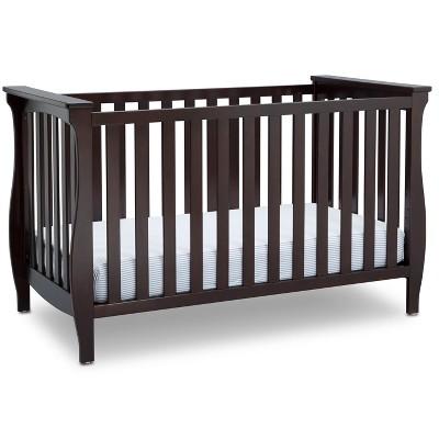 Delta Children Lancaster 3-in-1 Crib - Dark Chocolate