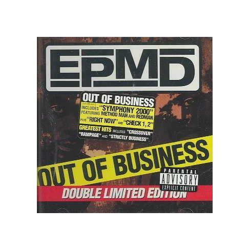 Out of Busines Plus Greatest Hits (CD) - image 1 of 1