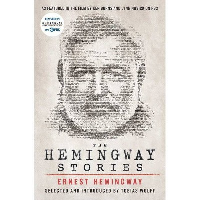 The Hemingway Stories - by Ernest Hemingway (Paperback)