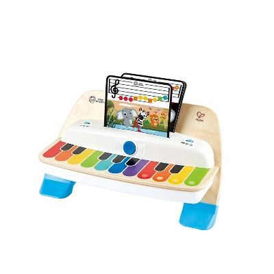 Hape Baby Einstein Magic Touch 6 Months and Up Toddler Baby Wooden Piano Musical Play Toy