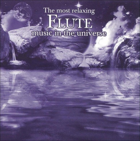 Various - Most relaxing flute in the universe (CD) - image 1 of 1