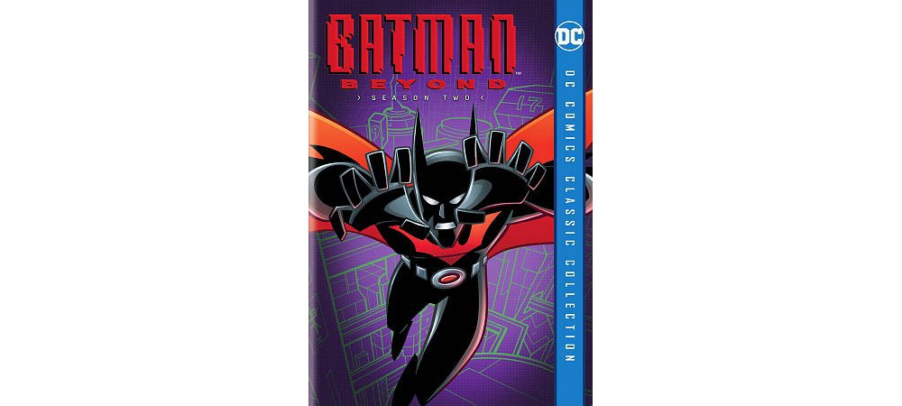 Batman Beyond:Season 2 (Dvd)