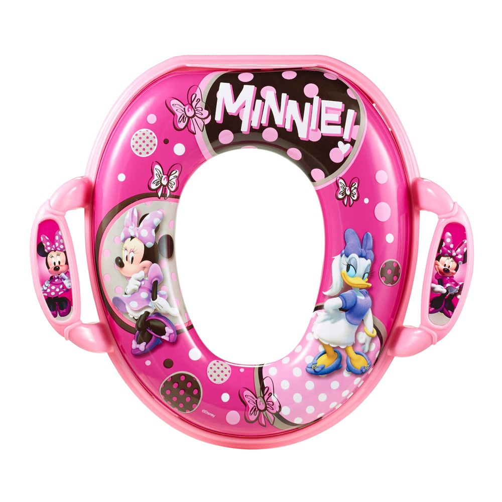 Image of Disney Minnie Mouse Toilet Training Soft Potty Ring