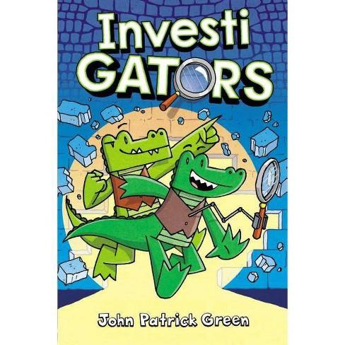 Investigators - by John Patrick Green (Hardcover) - image 1 of 1