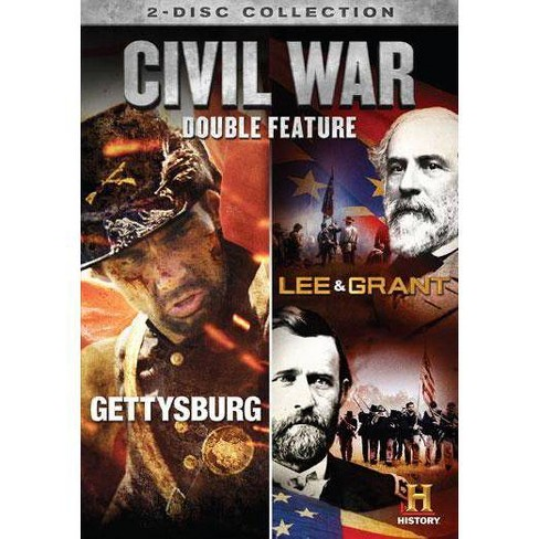 Civil War Double Feature (DVD) - image 1 of 1