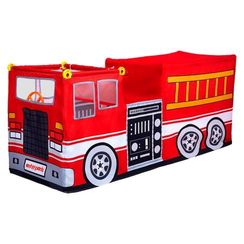 antsy pants vehicle kit fire truck target