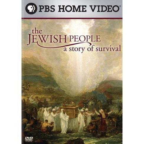 The Jewish People: A Story of Survival (DVD) - image 1 of 1