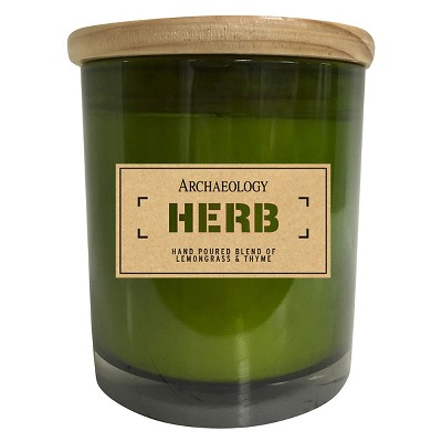 Metro Small Jar Candle Herb - Archaeology®