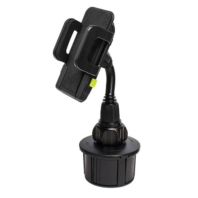 Bracketron Trip Grip Cup Holder Mount - Black