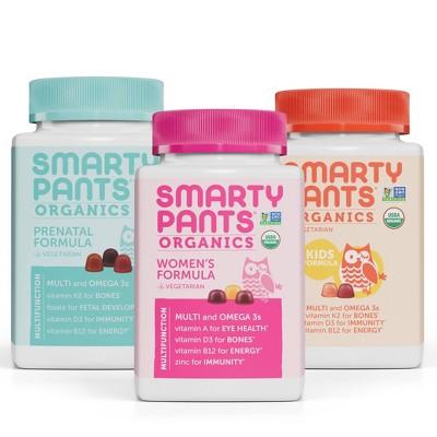 SmartyPants Organics Collection