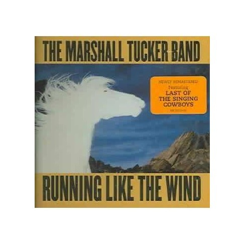 Marshall Tucker Band (The) - Running Like The Wind (CD) - image 1 of 1