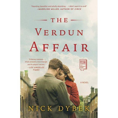 The Verdun Affair - by  Nick Dybek (Paperback) - image 1 of 1