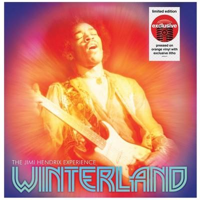 Jimi Hendrix - Winterland (Target Exclusive, Vinyl)