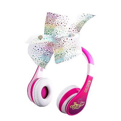 Nickelodeon JoJo Siwa Kids' Bluetooth Headphones