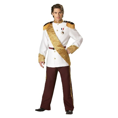 Men's Prince Charming Elite Collection Costume - Large - image 1 of 1