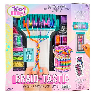 Braid-tastic Braiding & Beading Workstation - It's So Me