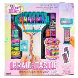 It's So Me Braid-tastic! Braiding & Beading Workstation