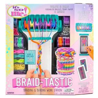 Its So Me® Braid-tastic! Braiding & Beading Workstation
