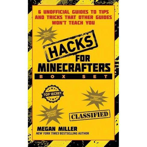 Hacks for Minecrafters Box Set - by  Megan Miller (Paperback) - image 1 of 1