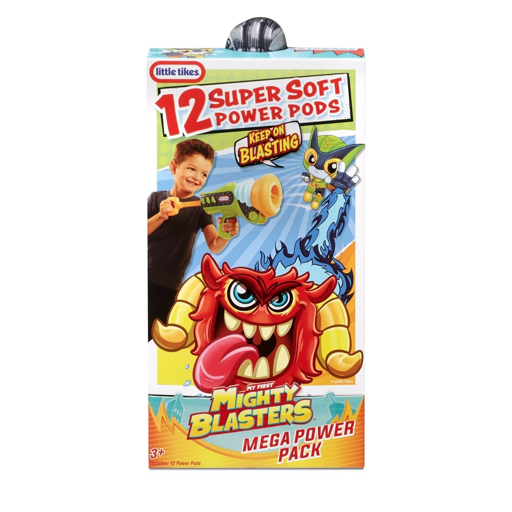Little Tikes My First Mighty Blasters Mega Power Pack