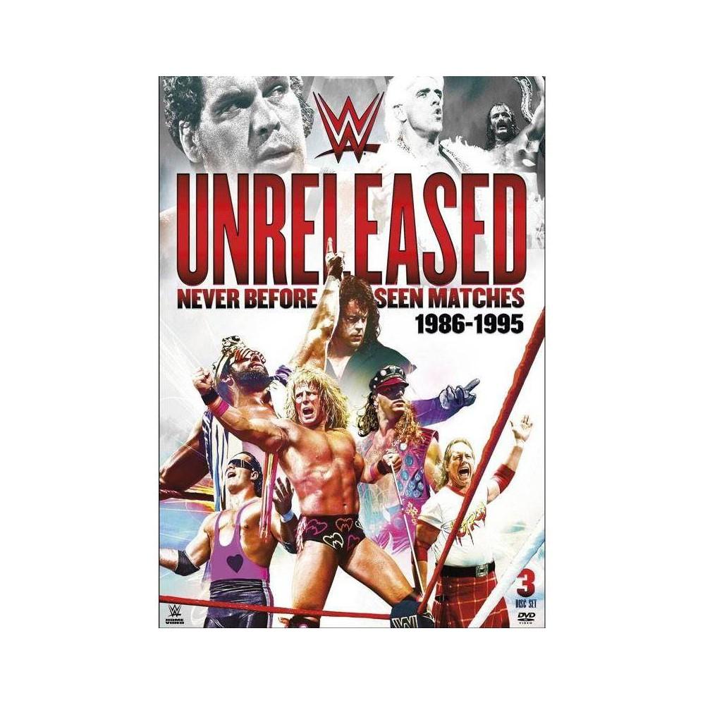 Wwe Unreleased 1986 1995 Dvd