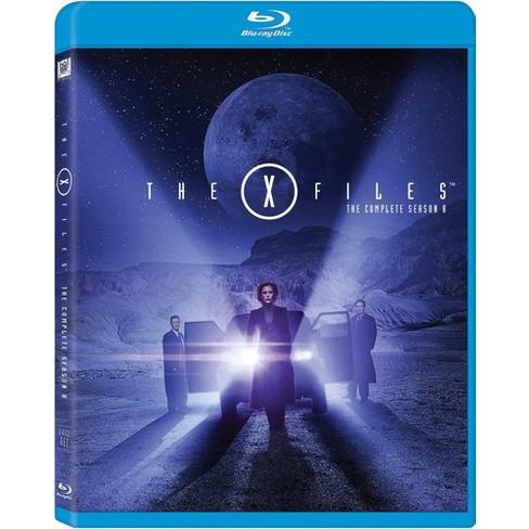 X-Files Season 8 (Blu-Ray) - image 1 of 1