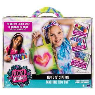 Cool Maker - Tidy Dye Station, Fashion Activity Kit
