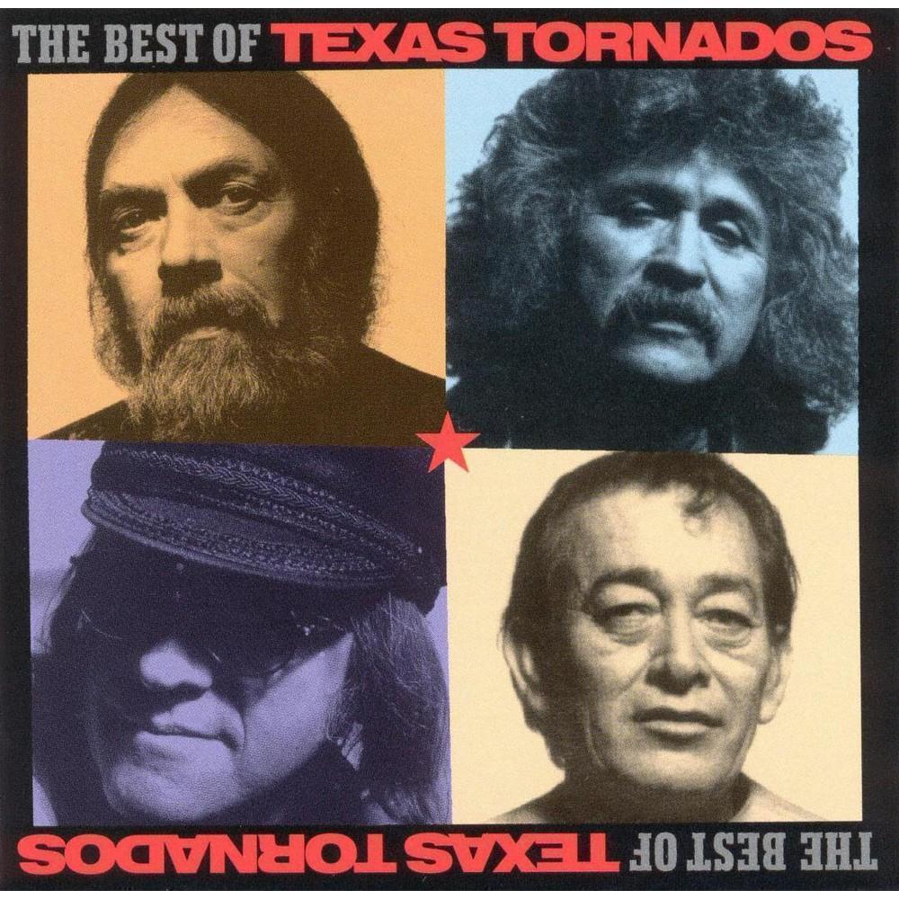 Texas tornados - Best of texas tornados (CD)