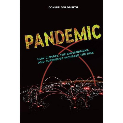 Pandemic - by  Connie Goldsmith (Hardcover) - image 1 of 1
