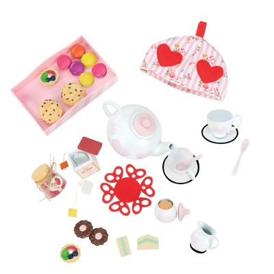 Our Generation Tea Party Accessory Set Tea For Two Target