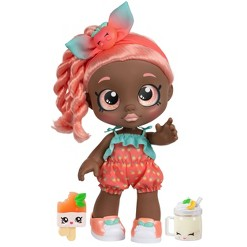 Kindi Kids Snack Time Friend Doll - Summer Peaches