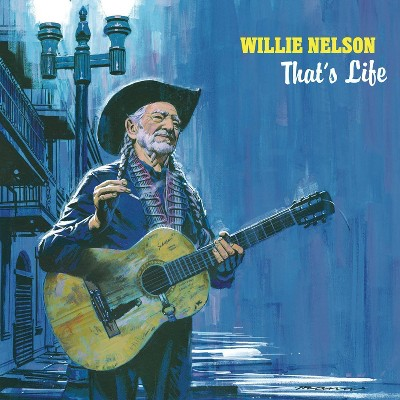 Willie Nelson - That's Life (CD)
