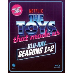 Toys That Made Us: Seasons 1 & 2 (Blu-ray)