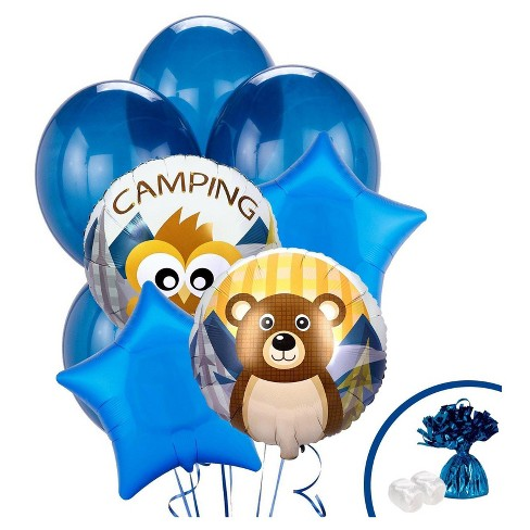 Let's Go Camping Balloon Bouquet - image 1 of 1