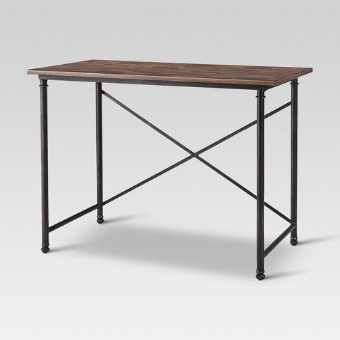 Wood Writing Desk - Threshold™ - image 1 of 4