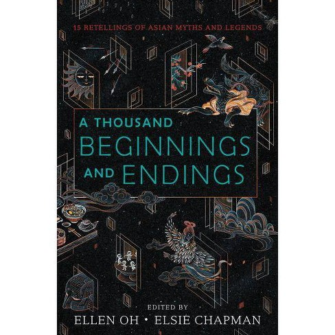 A Thousand Beginnings and Endings - (Hardcover) - image 1 of 1